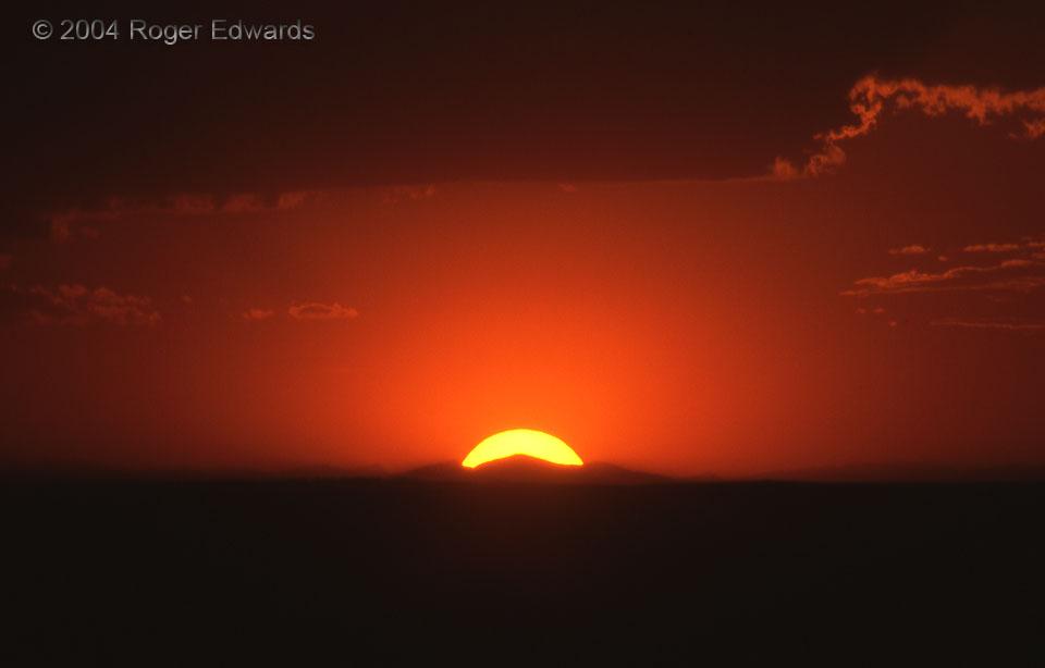 Three Peak Sundown