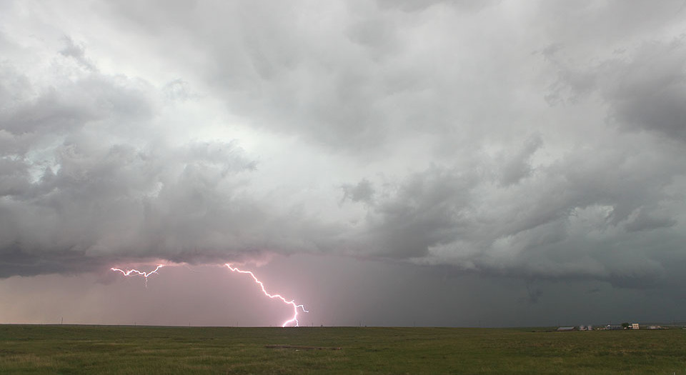 Judith Gap Lightning