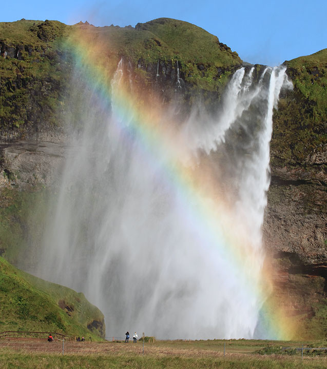 Seljalandsfoss Windbow