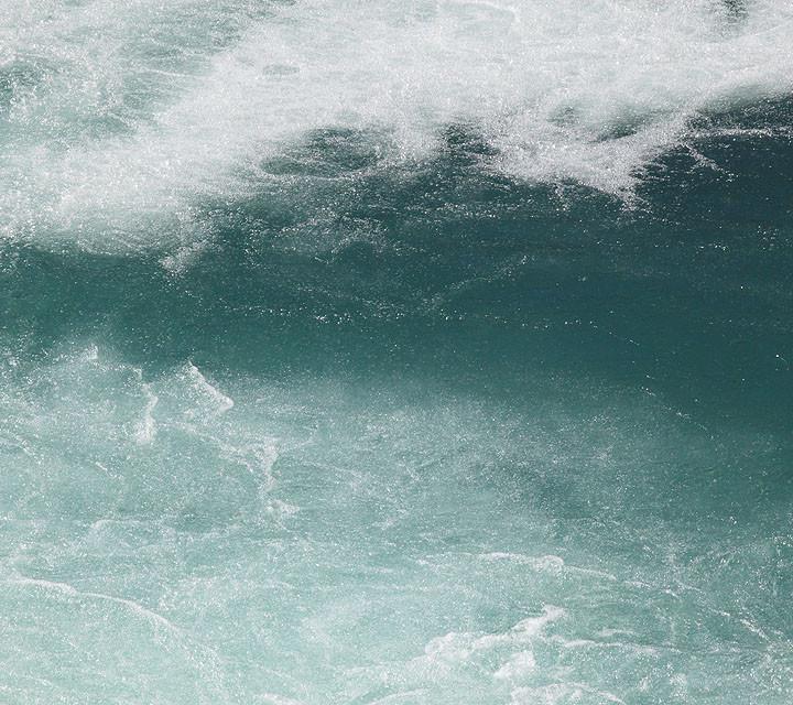 Cold Liquid Turquoise