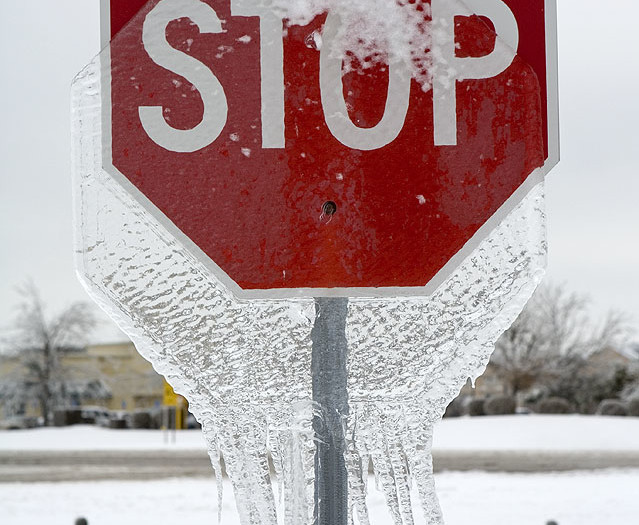 Stop, Ice!