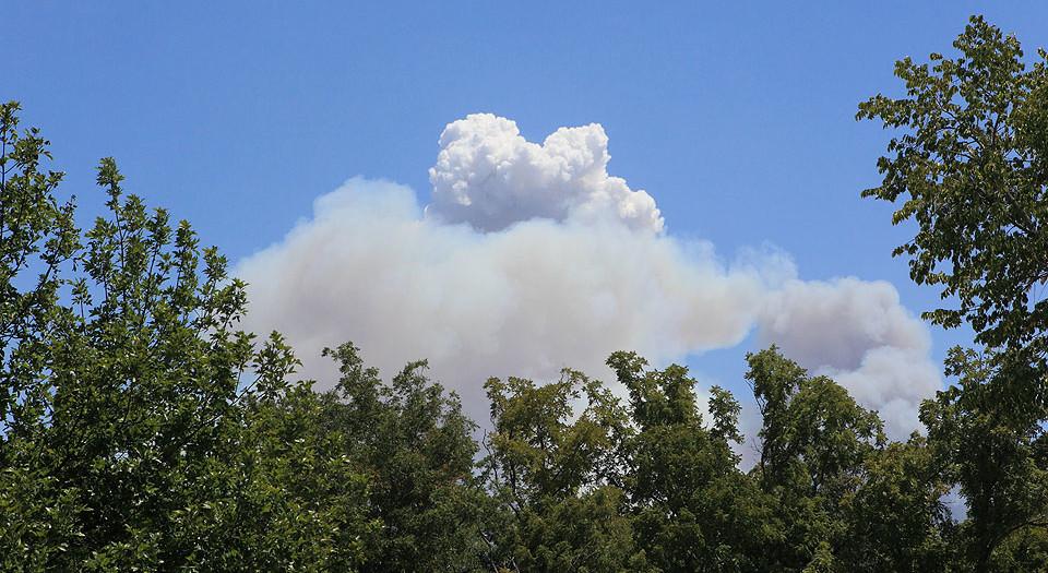No Volcanoes in Oklahoma