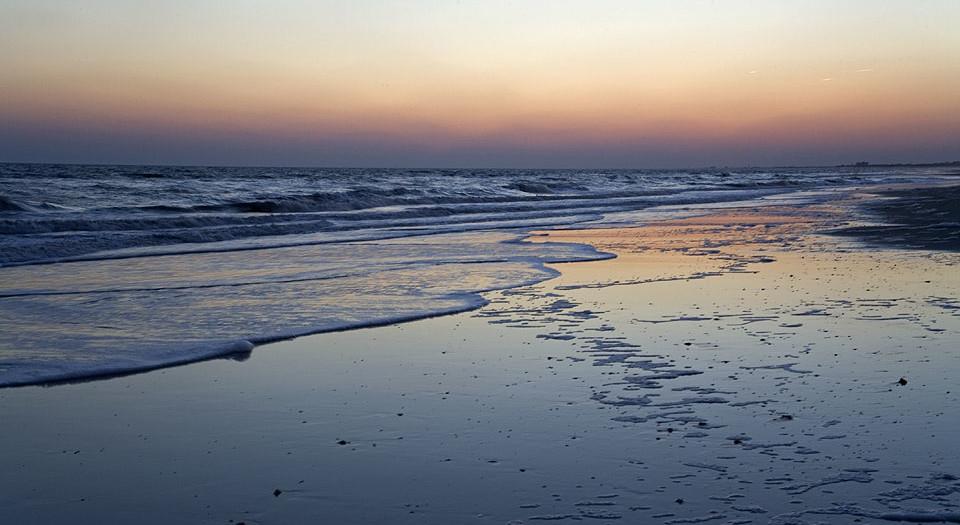 Twilight Smoke, Atlantic Beach