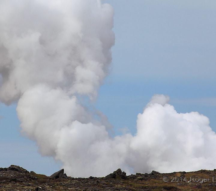 Geothermal Steam Cloud