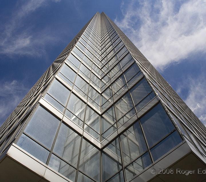 Cirrus in the Dallas Sky