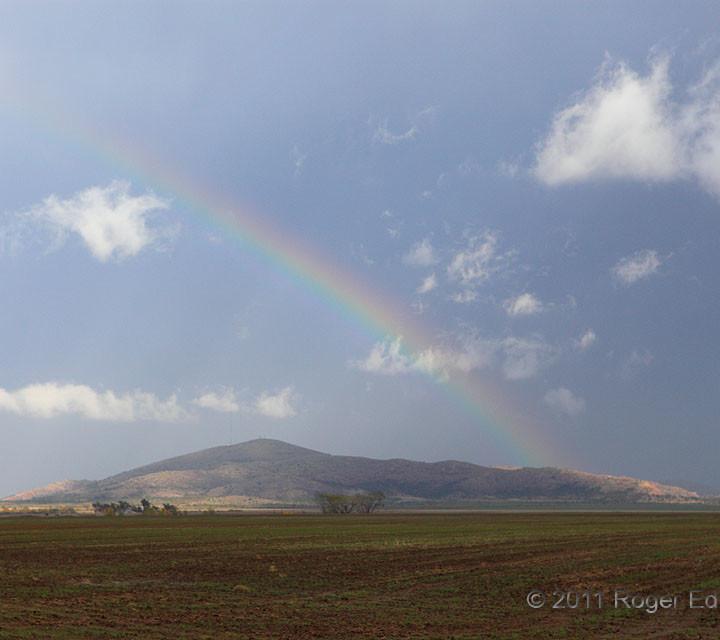 Wichita Mountains Rainbow