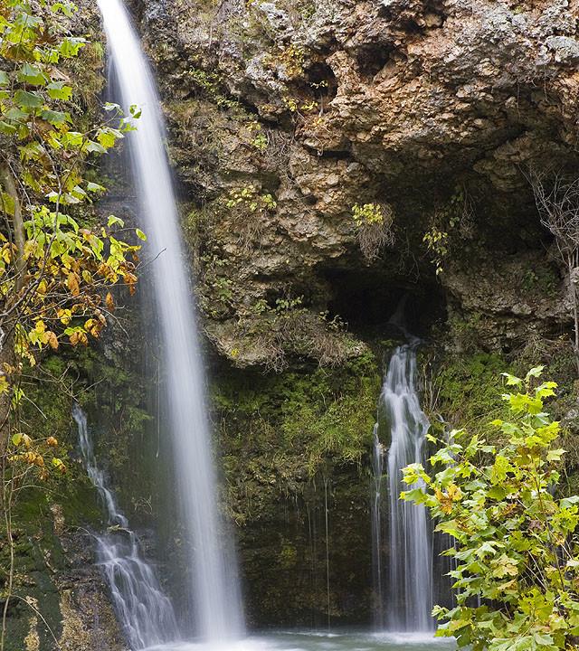 Natural Falls, Oklahoma Ozarks