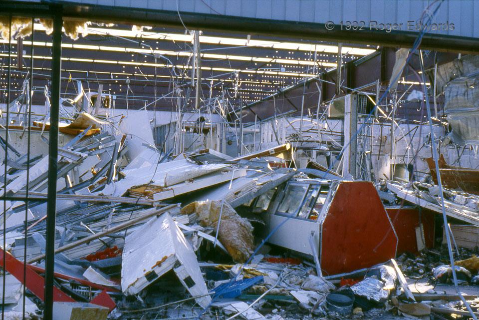 Storefront Rubble (Hurricane Andrew)