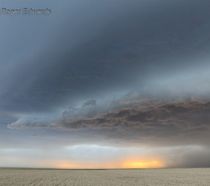 Dusty Pastel Storm