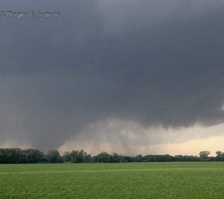 Tail-Chasin' Tornado