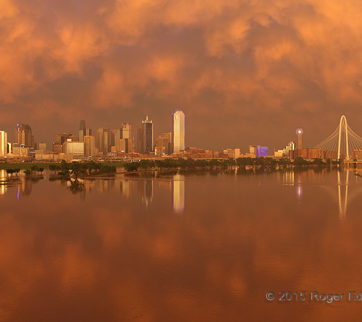 A Dallas Reflective