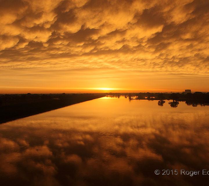 Trinity Sunset Sky