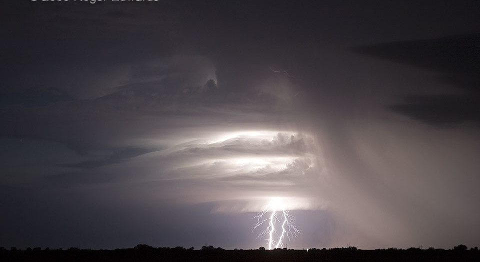 Two-Stroke Supercell