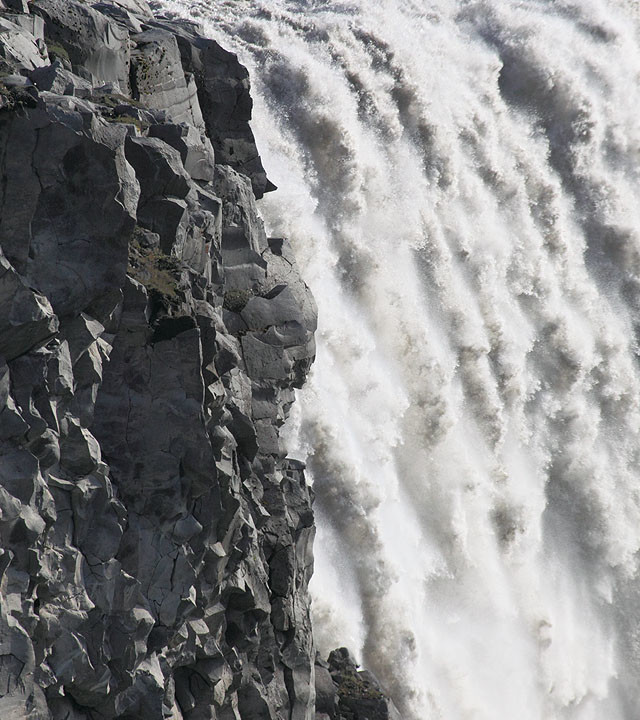 Edge of Dettifoss