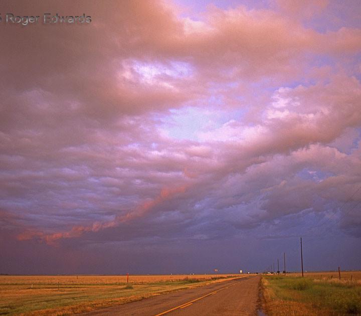 Pastels Paint the Plains