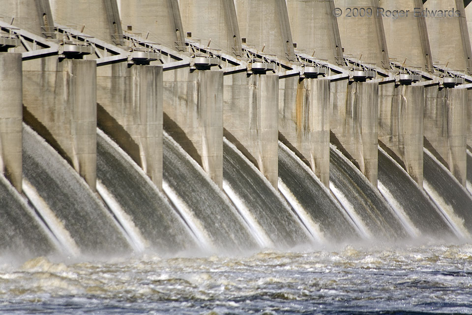 Dam Release: Fort Gibson