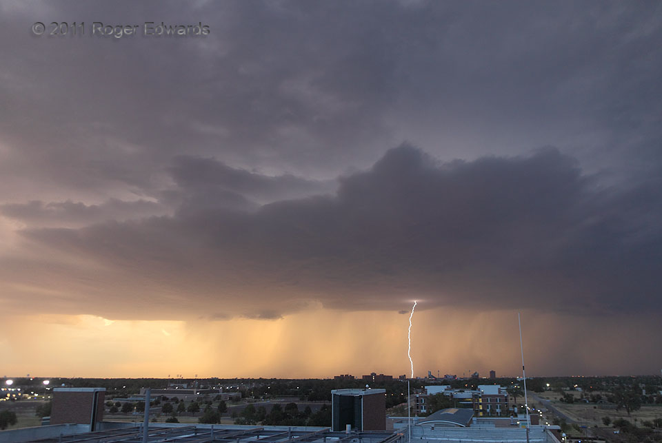 More Roof Lightning