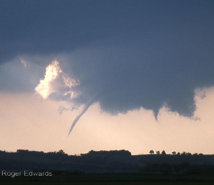 Sargent Tornado Underway