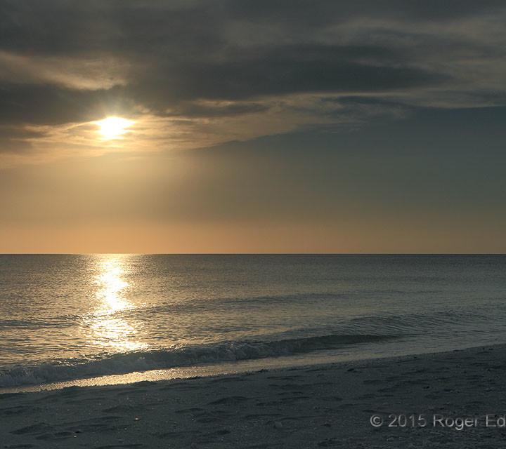 Simple Seaside Solitude