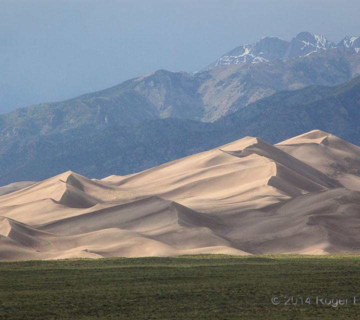 Spotlighting the Great Sand Dunes