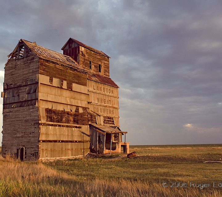 Relic of the Great Plains