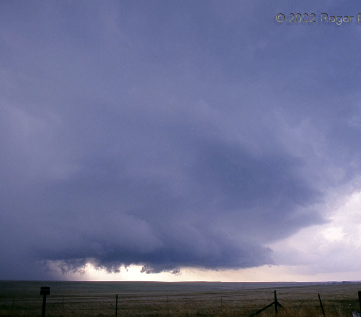 The Aroya Antisupercell