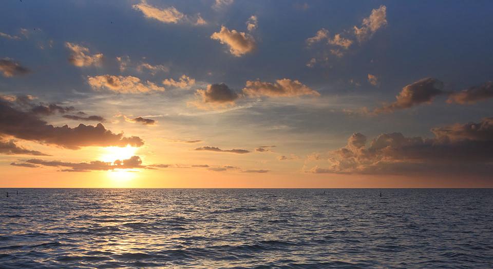 Subtropical Sundown, Bonita Beach