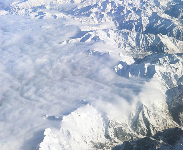 Pyrenees Cloud Flow