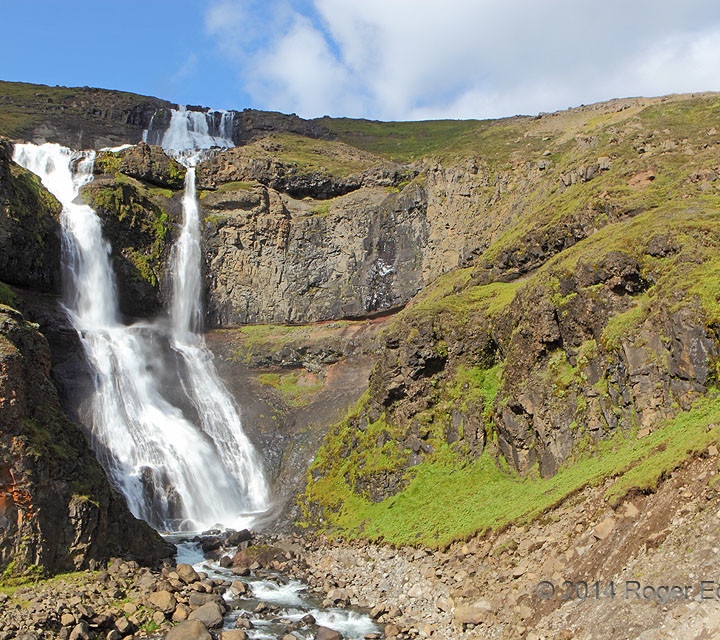 Yst i-Rjukandi, Icelandic Highlands