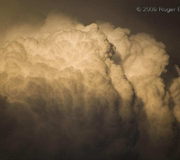 Bronze Convective Spotlight