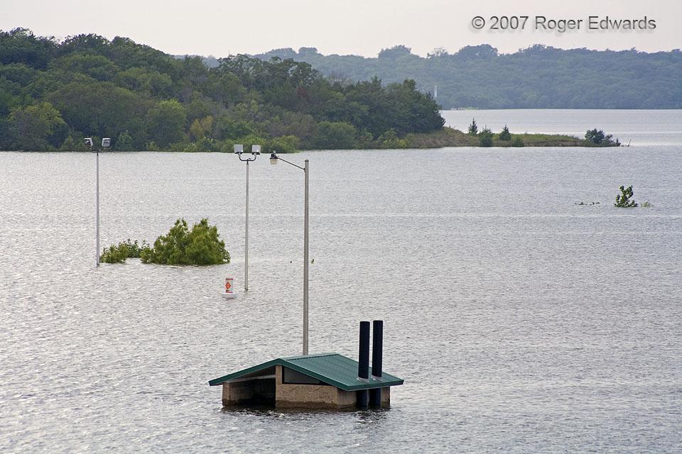 Latrine in the Lake