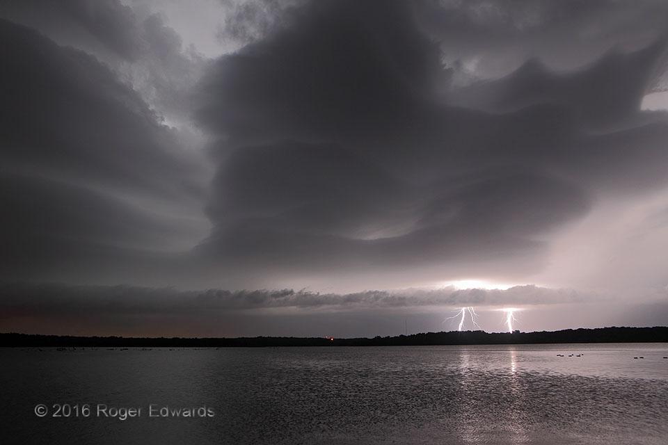 Legs of Lightning