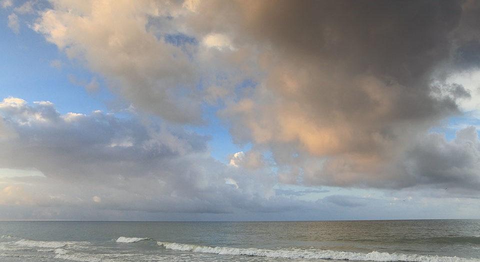 Surf and Sunrise