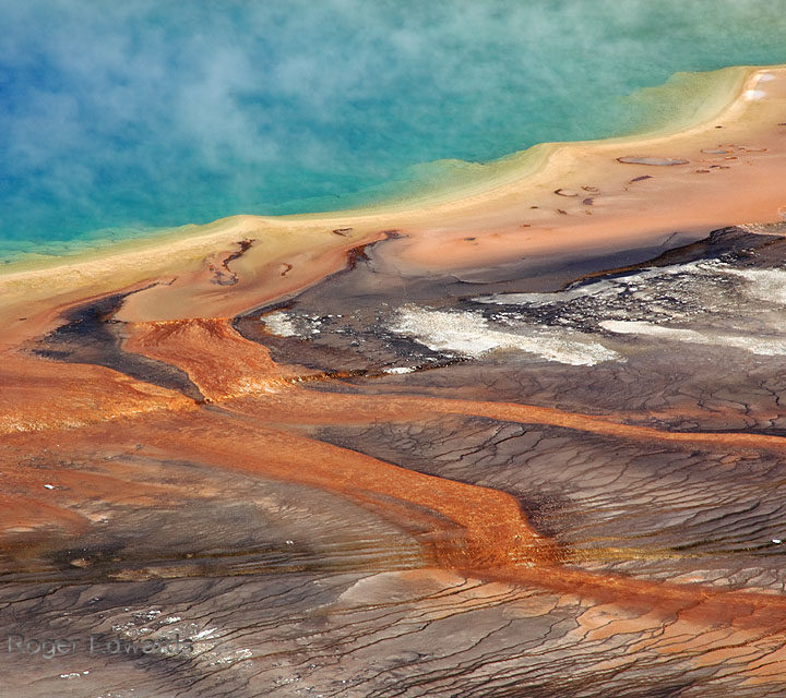 Grand Prismatic Abstraction