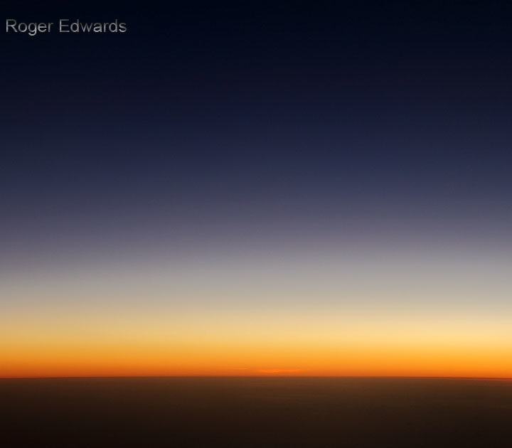 Aerial Twilight