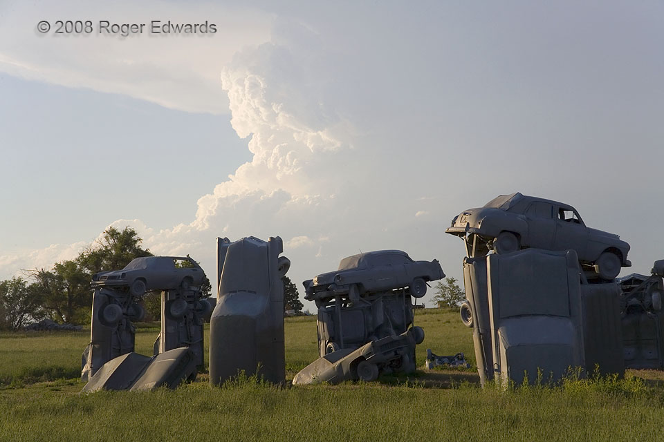 The Carhenge Supercell
