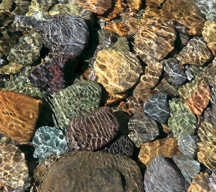 River Rock Ripples