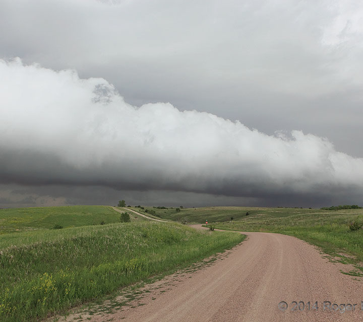Nebraska Arcus:  East