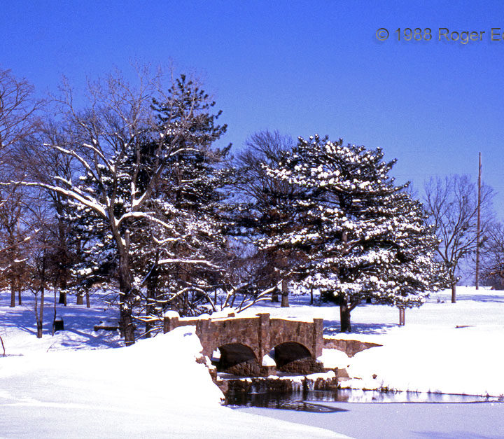 Winter Wonderland, Oklahoma