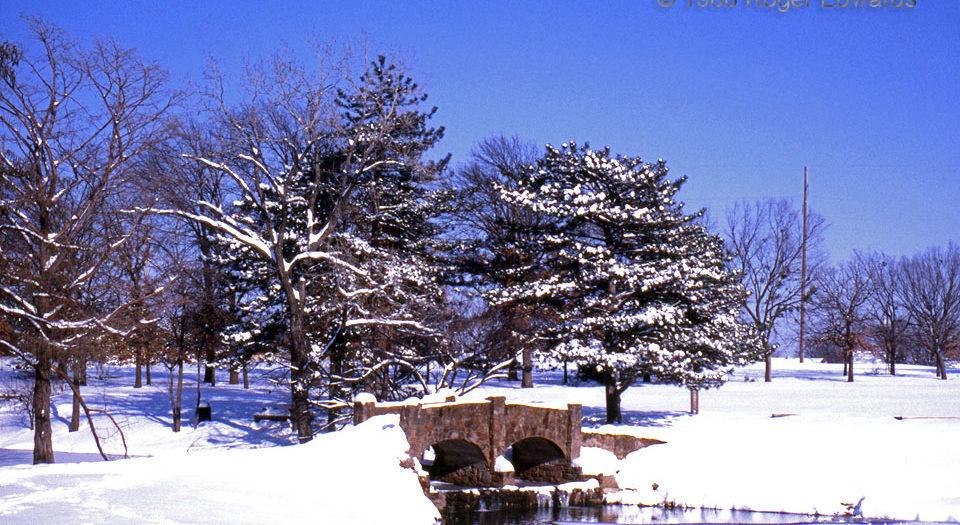 Winter Wonderland, Oklahoma