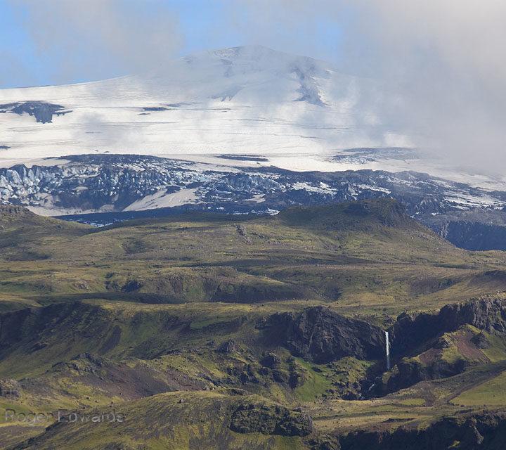 Eyjafjallajökull: Landscape, Waterscape, Icescape