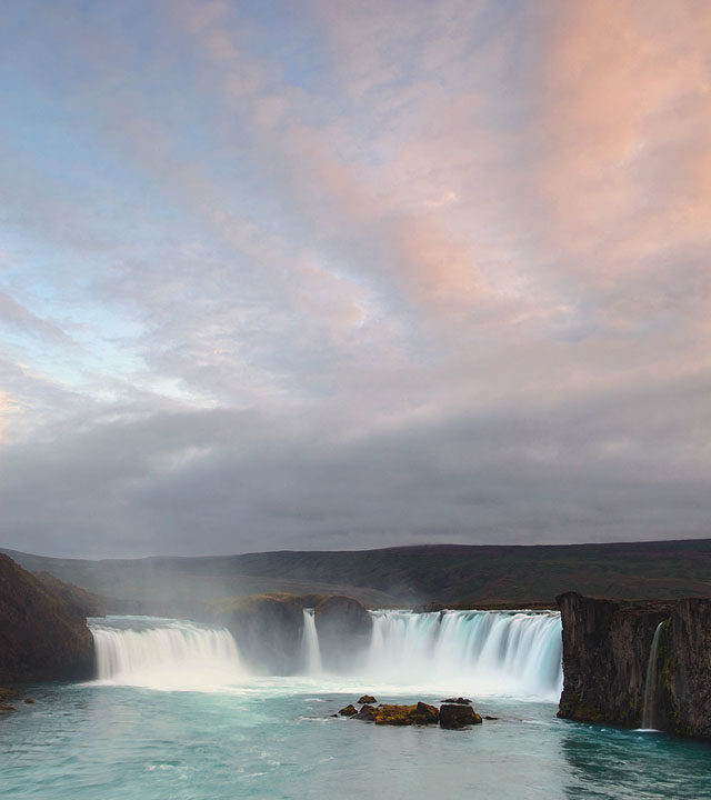 Godafoss Sunset